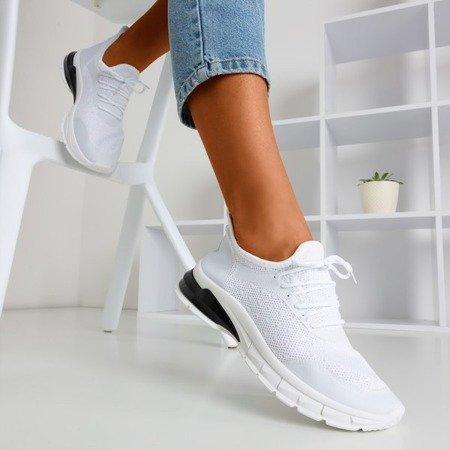 Czarne sportowe buty damskie Baymela Obuwie
