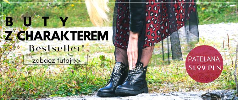Ale super buty! | Modne obuwie online